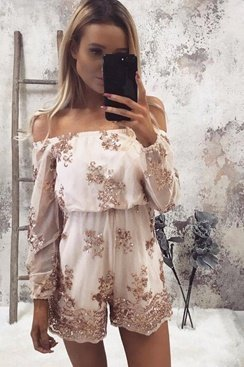 Divine Playsuit
